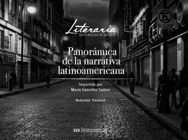 Narrativa latinoamericana